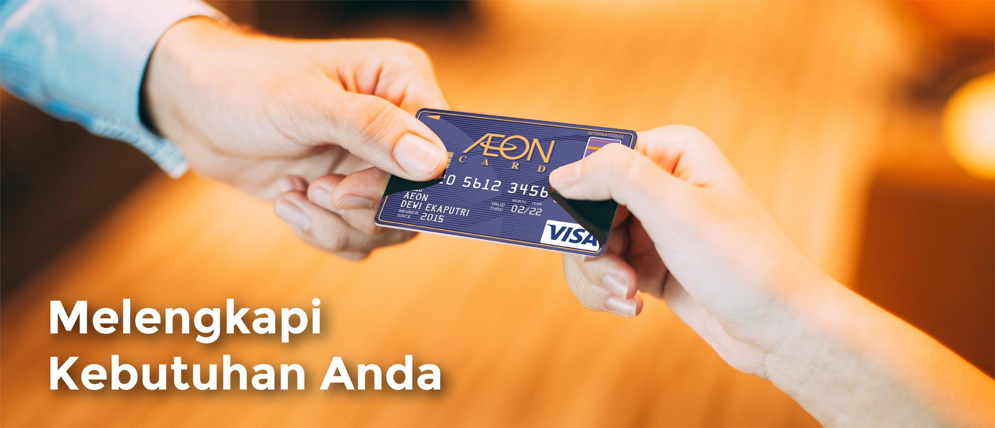 Kartu Kredit AEON