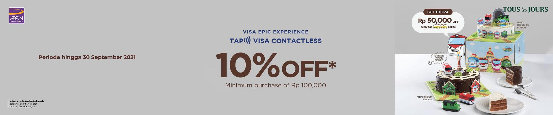 Visa Contactless Campaign Tous Les Jours